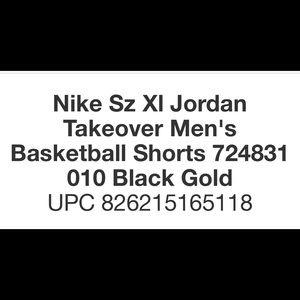 67b3f0f242e567 Jordan Shorts - New Air Jordan Brand Basketball Shorts